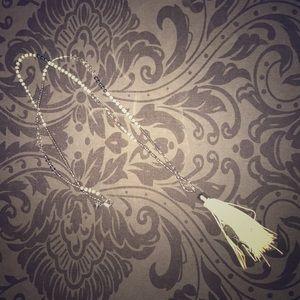 Express Tassle Necklace